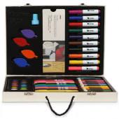 Детский набор для рисования Xiaomi BravoKids Art Set (69 предметов)