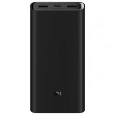 Портативный аккумулятор Xiaomi Mi Power Bank 3 20000 mAh Type-C