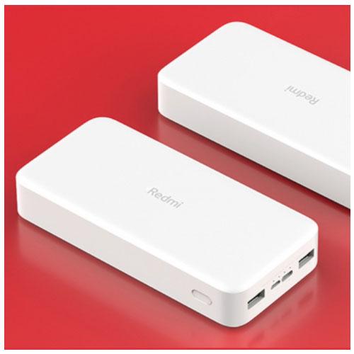 Внешний аккумулятор Redmi Power Bank 20 000 mAh