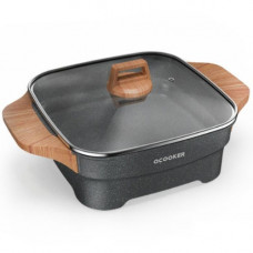 Электросковорода Xiaomi Ocooker Kitchen Multi-functional Hot Pot