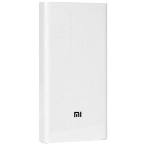 Внешний аккумулятор Xiaomi Mi Power Bank 2C на 20000 mAh