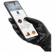 Сенсорные кожаные перчатки женские Xiaomi Qimian