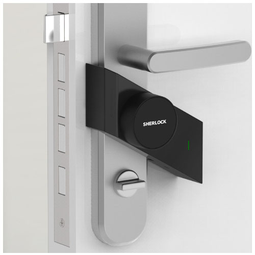 Смарт накладка на дверной замок Xiaomi Sherlock M1 Smart Lock