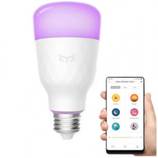 WiFi LED лампочка Xiaomi Yeelight Smart LED Bulb Цветная