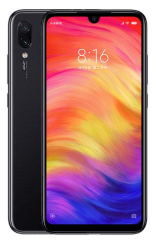Xiaomi Redmi Note 7 Полночный черный цвет